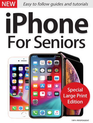 iPhone For Seniors iPhone SENIORS2019