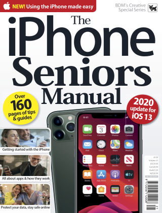 iPhone For Seniors V21