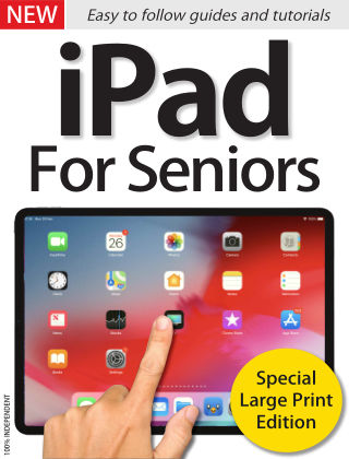 iPad For Seniors iPad SENIORS2019