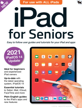 iPad For Seniors Jan 2021