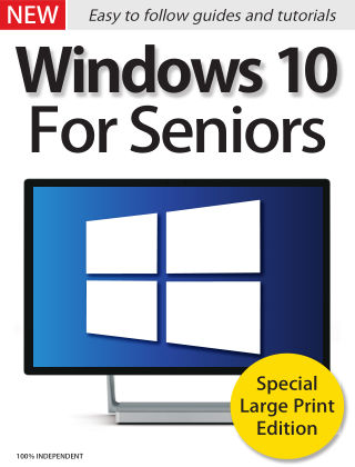 Windows 10 For Seniors Win 10 SENIORS2019