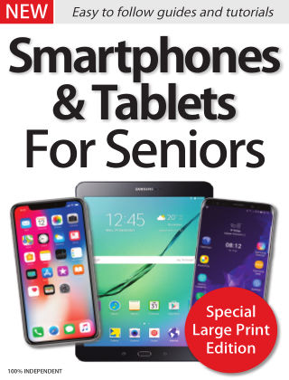 Smartphones & Tablets For Seniors S&T SENIORS2019