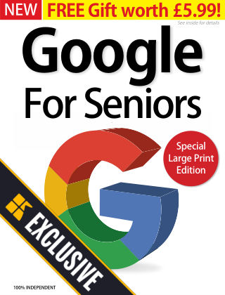 Google For Seniors Readly Exclusive Google SENIROS2019