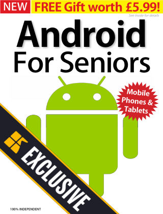 Android For Seniors Readly Exclusive Android SENIORS2019