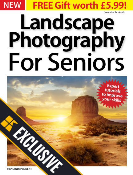 Landscape Photography For Seniors Readly Exclusive May 16, 2019 00:00