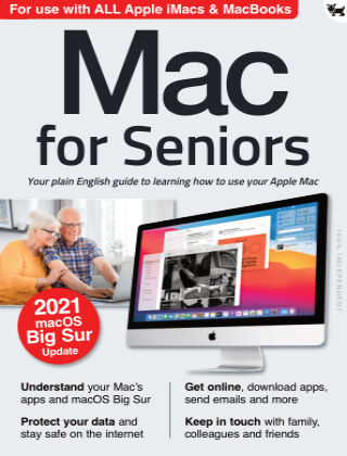 MacBook For Seniors Readly Exclusive Feb 2021