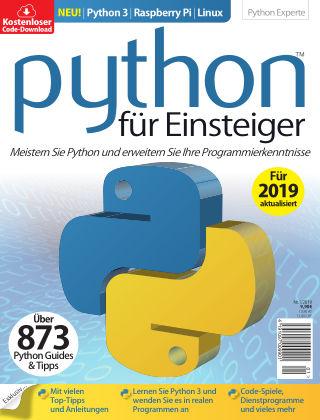 Python für Einsteiger Python 2019