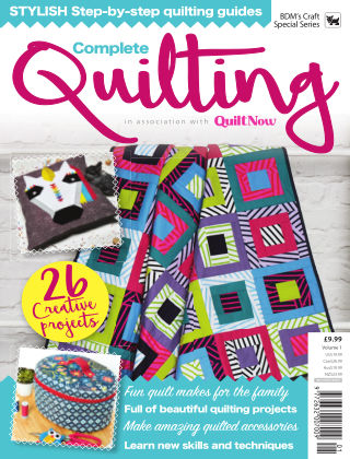 Complete Quilting Vol.1