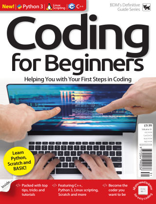 Coding for Beginners Vol.31