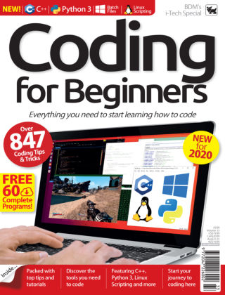 Coding for Beginners Vol.33