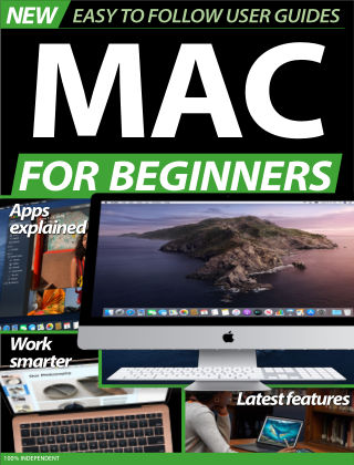 Mac for Beginners No.1-2020