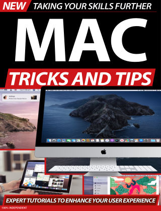 Mac for Beginners No.2-2020