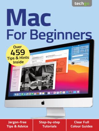 Mac for Beginners November 2020