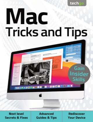 Mac for Beginners March 2021