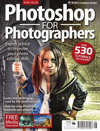 Photoshop for Photographers Vol.8