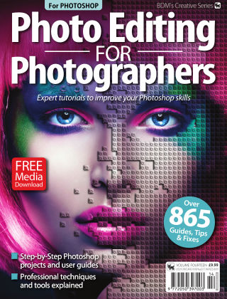 Photoshop for Photographers V14
