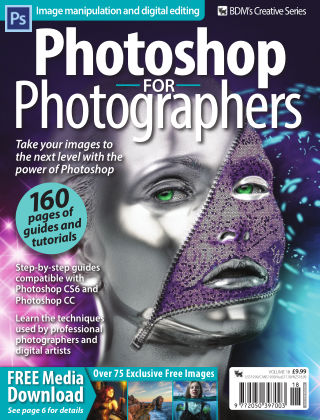Photoshop for Photographers Vol18