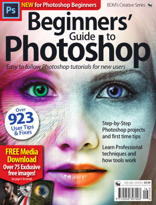 Photoshop for Beginners V16
