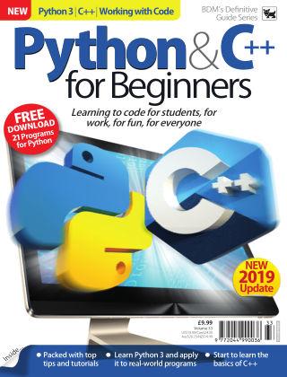 Python & C++ Guides Vol33
