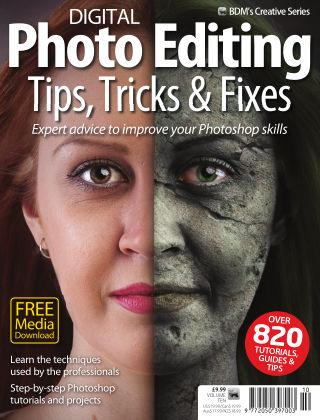 Photoshop Tips, Tricks & Fixes Vol10