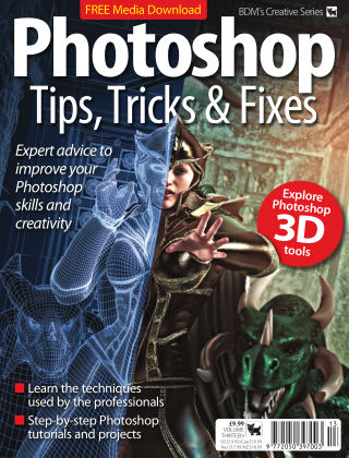 Photoshop Tips, Tricks & Fixes V13