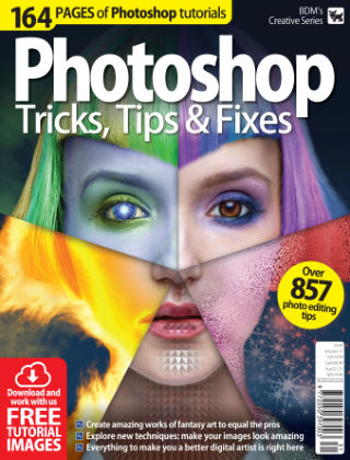 Photoshop Tips, Tricks & Fixes Jun 2020