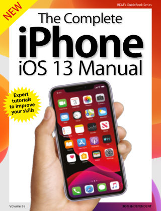 The Complete iPhone iOS 13 Manual issue1