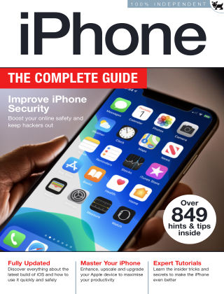 The Complete iPhone iOS 13 Manual Aug 2020