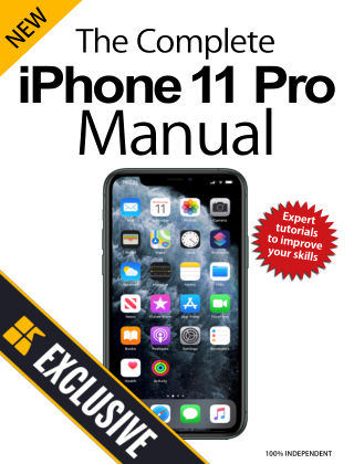 iPhone 11 Pro - Complete Manual Readly Exclusive Volume 1