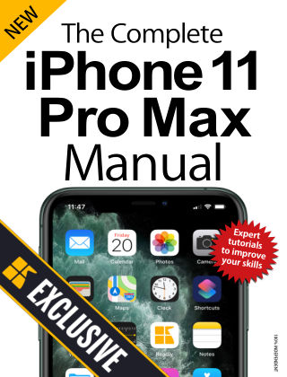 iPhone 11 Pro Max - Complete Manual Readly Exclusive Volume 1
