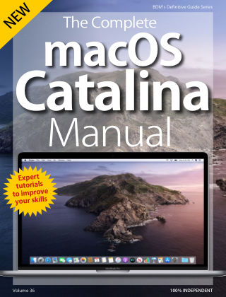 macOS Catalina - Complete Manual Issue 1