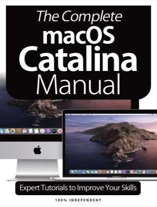 macOS Catalina - Complete Manual January 2021