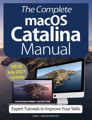 macOS Catalina - Complete Manual July 2021