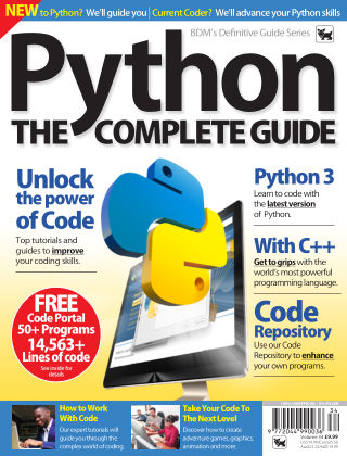 Python - The Complete Guide v34