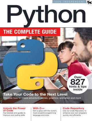 Python - The Complete Guide Aug 2020