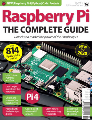 Raspberry Pi Coding Guides May 2020