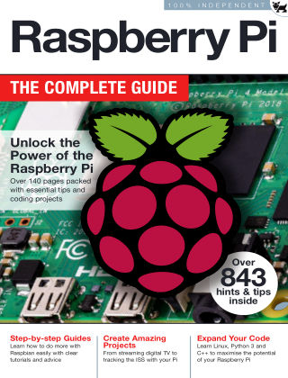 Raspberry Pi Coding Guides Aug 2020