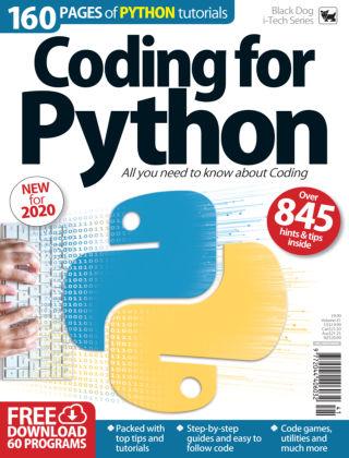 Python Coding Guides Jun 2020