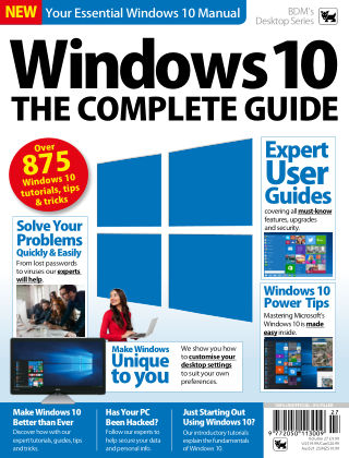 Windows 10 Guides V27