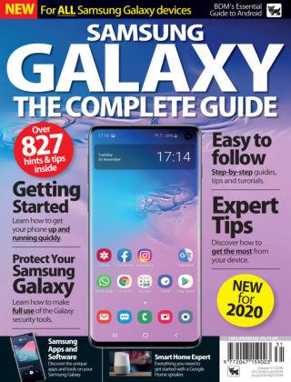 Samsung Galaxy Guides May 2020