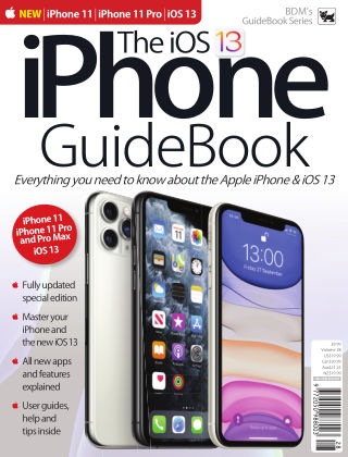 The iOS 13 iPhone GuideBook  v28