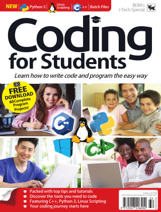 Coding for Students Vol32