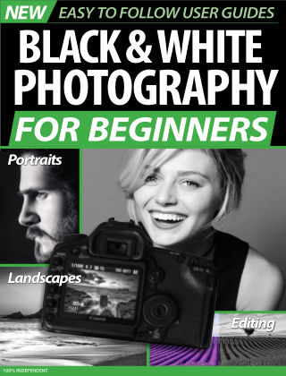 Black & White Photography For Beginners No.1-2020