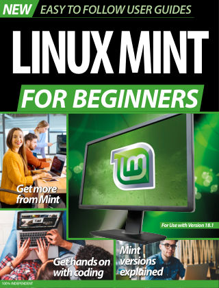 Linux Mint For Beginners No.1-2020