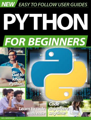 Python for Beginners No.1-2020