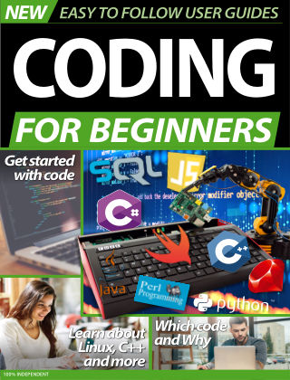 Coding For Beginners No.1-2020