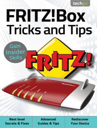 FRITZ!Box For Beginners March 2021