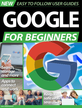 Google For Beginners No.1-2020