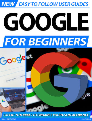 Google For Beginners No.3 - 2020