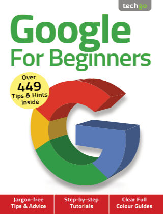 Google For Beginners November 2020